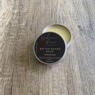 Better Beard Balm - Unscented - Helen Rose Skincare