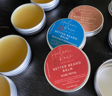 Load image into Gallery viewer, Better Beard Balm - Rose Petal - Helen Rose Skincare