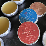 Better Beard Balm - Orange Blossom - Helen Rose Skincare