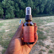 Natural Deodorant Spray - Egyptian Musk - Helen Rose Skincare
