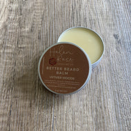 Better Beard Balm - Vetiver Woods - Helen Rose Skincare