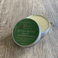Better Beard Balm - Lemongrass Forest - Helen Rose Skincare