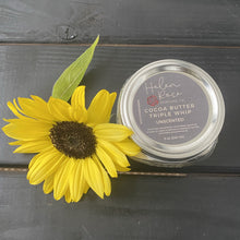 Load image into Gallery viewer, Cocoa Butter Triple Whip Butter 8 oz - Choose Your Scent - Helen Rose Skincare