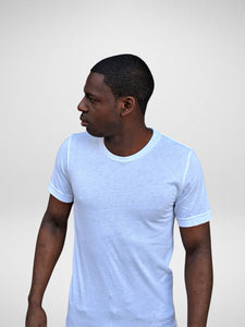 dZ™ TRI-BLEND T-SHIRT - ESSENTIAL WHITE