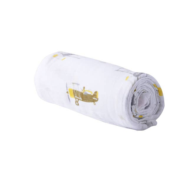 Airplane Animal Swaddle