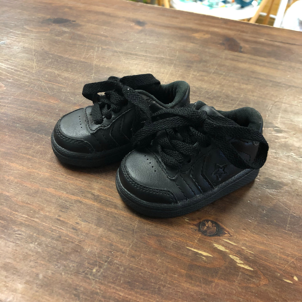 Black All Star Sneakers