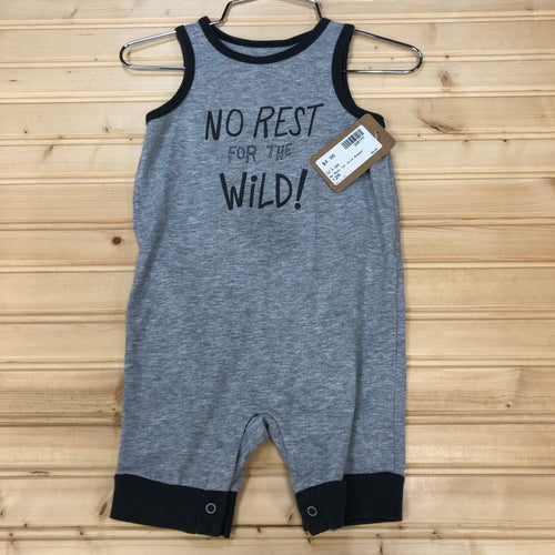 No Rest for Wild Romper