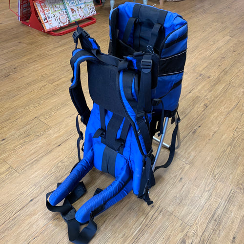 Stand Up Baby Hiking Backpack
