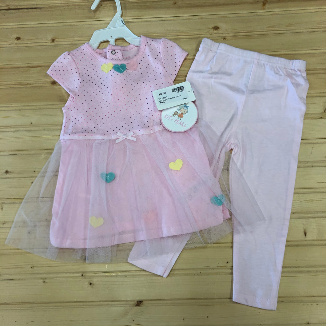 NEW Light Pink 2pc Outfit