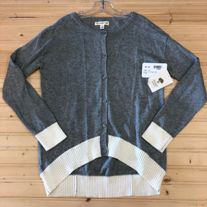 Grey Knit Cardigan NEW!