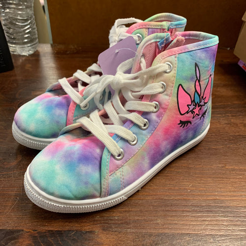 Unicorn Tie Dye High Tops