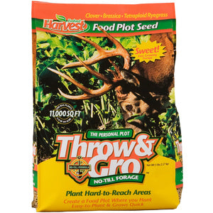 5LB EVOLVED HARVEST THROW & GRO NO-TILL FORAGE