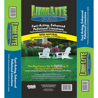 50 lB. LIME LITE FAST ACTING