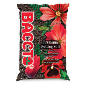 50 lb. BACCTO POTTING SOIL