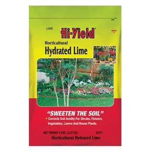 5 lb. HI-YIELD HORTICULTURAL HYDRATED LIME