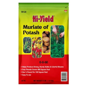 HI-YIELD MURIATE OF POTASH 4 LB