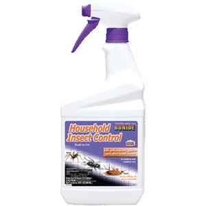 32 OZ BONIDE HOUSEHOLD INSECT SPRAY READY TO USE