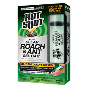 HOT SHOT ANT & ROACH GEL