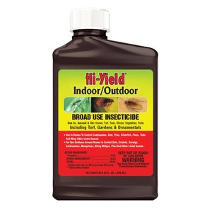 8 oz. HI-YIELD INSECT CONTROL