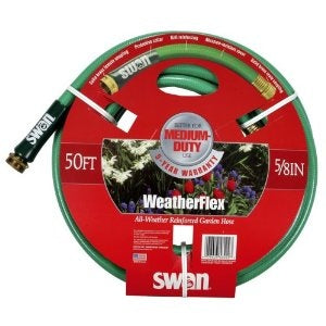 "5/8""X25' WEATHER FLEX HOSE"
