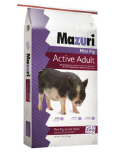 Load image into Gallery viewer, MINI PIG ACTIVE ADULT 25 lbs