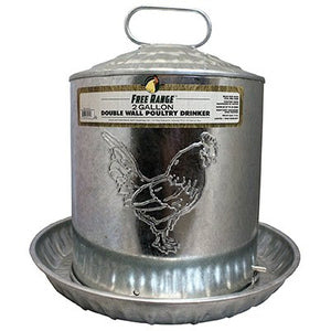 2 GALLON FREE RANGE WATERER