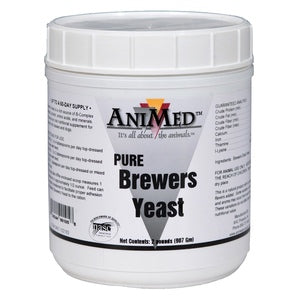 2 LB ANIMED BREWERS YEAST