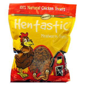 30 OZ HENTASTIC MEALWORMS