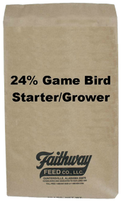 FW GAMEBIRD STARTER/GROWER