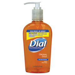 7.5 oz. DIAL PUMP SOAP (12/CS)