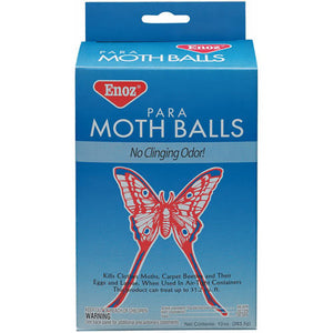 10 OZ MOTH BALL