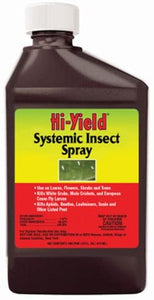 HI-YIELD SYSTEMIC INSECT SPRAY 16 OZ