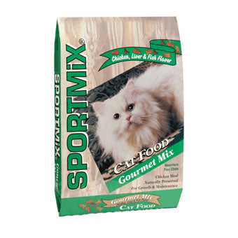 16.5 lb. SPORTMIX CAT FOOD