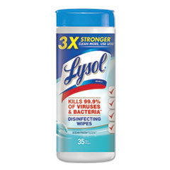 12/35 CT LYSOL WIPES