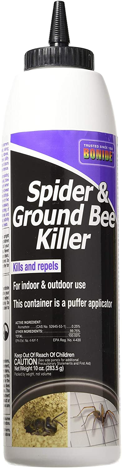 Bonide Spider & Ground Bee Killer 10 oz.