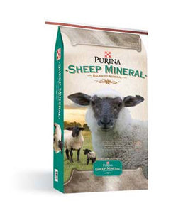 PURINA SHEEP MINERAL 50 lbs