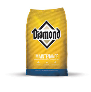 50 LB DIAMOND MAINTENANCE DOG FOOD