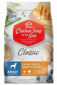 CHICKEN SOUP FOR THE SOUP ADULT DOG FOOD 28 lbs