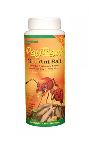 12 OZ PAYBACK FIRE ANT BAIT