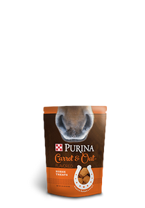 2.5 LB PURINA CARROT + OAT TREAT