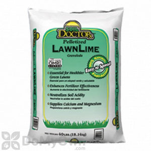 40 lb. PELLETED LIME(70/PAL)