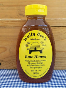 1# WALLY'S PURE HONEY
