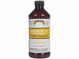ROOSTER BOOSTER LIQUID B-12