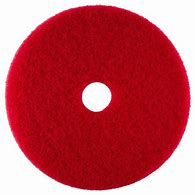 bx. 5/17'' RED FLOOR PADS