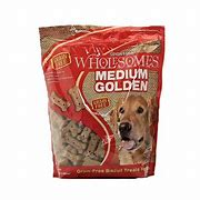 WHOLESOME GRAIN FREE DOG BISCUIT MEDIUM