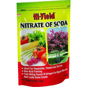 HI-YIELD NITRATE OF SODA 4 LB