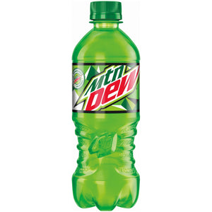 20 OZ MOUNTAIN DEW