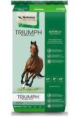 50LB TRIUMPH ACTIVE TEXTURED HORSE FEED