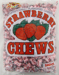 240 ct. ASSORTED ALBERT'S CHEWS