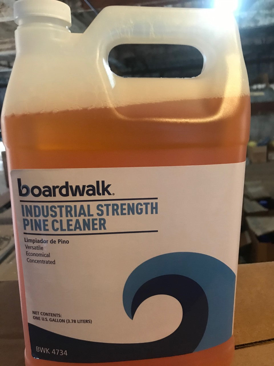 PINE CLEANER INDUSTRIAL STRENGTH GALLON